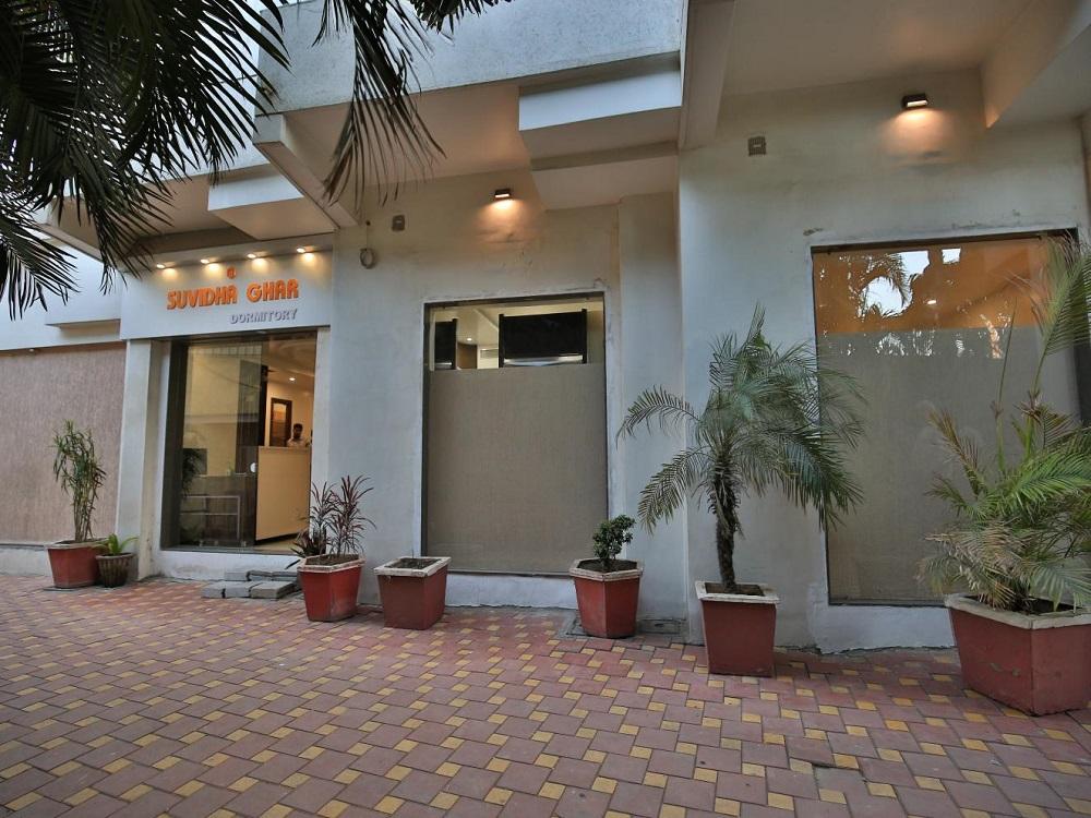 Oga Suvidha Ghar AC Dormitory