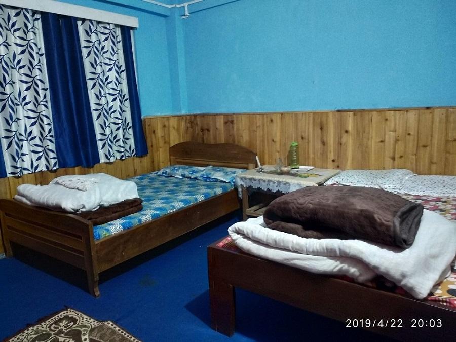 Oga Tibet Homestay
